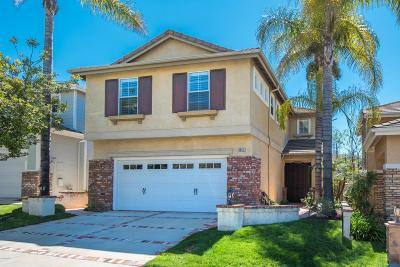 Thousand Oaks Single Family Home For Sale: 3052 Ferncrest Place