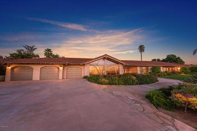 Ventura County Single Family Home For Sale: 6138 West Greentree Drive