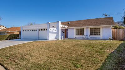 Newbury Park Single Family Home Active Under Contract: 3936 Greenwood Street