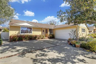Reseda Single Family Home For Sale: 18607 Willard Street