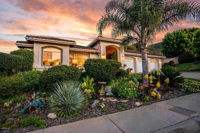 Newbury Park Single Family Home For Sale: 1652 Crystal View Circle