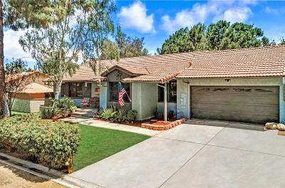 Simi Valley CA Single Family Home For Sale: $789,900