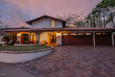 Westlake Village Single Family Home Active Under Contract: 4343 Abbington Court