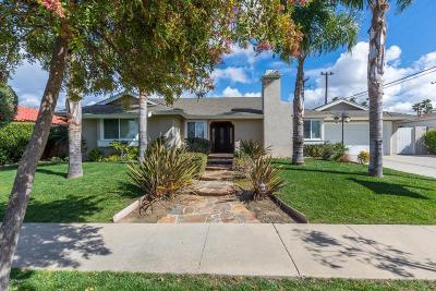Thousand Oaks Single Family Home For Sale: 2216 Drayton Avenue
