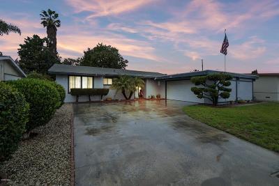 Ventura County Single Family Home For Sale: 1525 Tehama Street