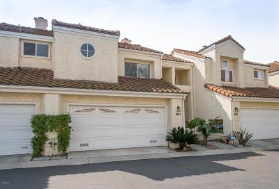 Camarillo Condo/Townhouse For Sale: 6064 Paseo Encantada