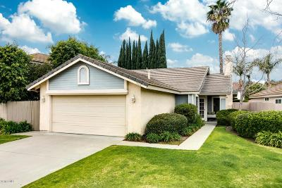Camarillo Single Family Home For Sale: 5103 Via Calderon