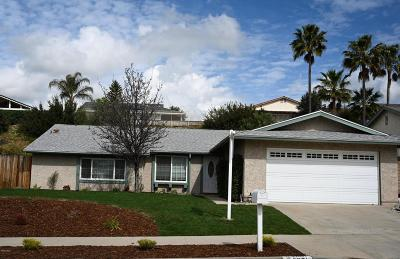 Simi Valley Single Family Home Active Under Contract: 2091 Booth Street