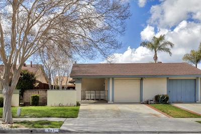 Simi Valley CA Single Family Home For Sale: $432,000