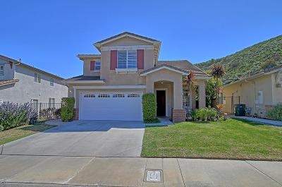 Newbury Park Single Family Home Active Under Contract: 4352 Camino De La Rosa