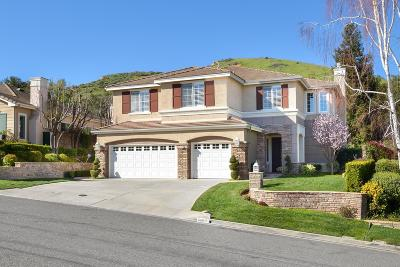 Simi Valley CA Single Family Home For Sale: $895,000