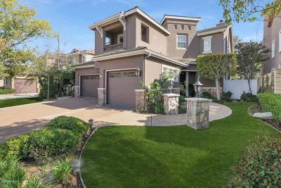 Simi Valley CA Single Family Home For Sale: $915,000