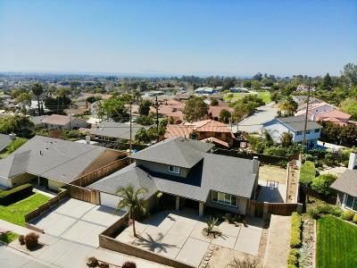 Ventura Single Family Home For Sale: 321 Burnett Avenue