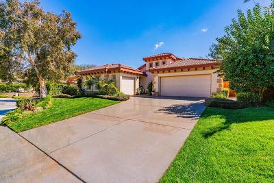 Simi Valley Single Family Home For Sale: 606 Roosevelt Court
