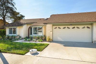 Camarillo Single Family Home For Sale: 42006 Village 42
