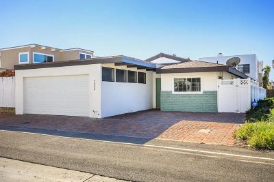Oxnard Single Family Home For Sale: 5060 Dolphin Way