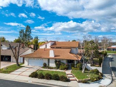 Los Angeles County Single Family Home For Sale: 31723 Dunraven Court