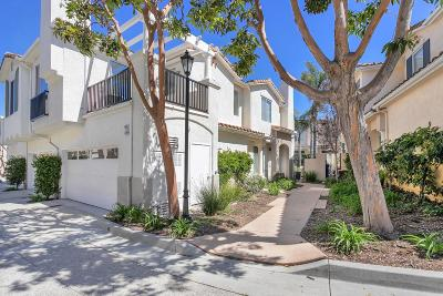 Moorpark Condo/Townhouse Active Under Contract: 4042 Milano Place