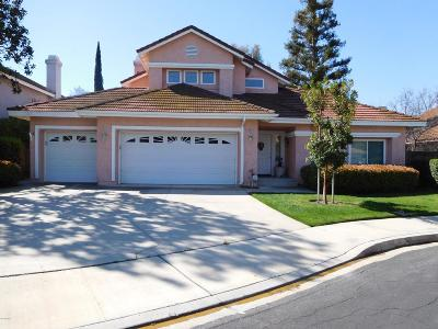 Moorpark Single Family Home Active Under Contract: 12092 London Grove Court