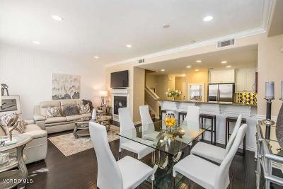 Simi Valley CA Condo/Townhouse For Sale: $484,900
