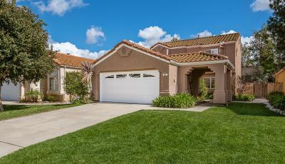 Simi Valley Single Family Home For Sale: 644 Brademas Court