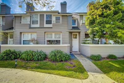 Ventura Condo/Townhouse For Sale: 1090 Gilbert Lane