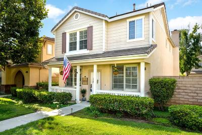 Simi Valley CA Single Family Home For Sale: $592,000