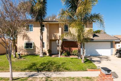 Simi Valley Single Family Home For Sale: 193 Hermes Street