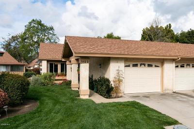 Camarillo Single Family Home For Sale: 35221 Village 35