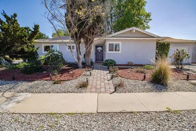 Newbury Park Single Family Home For Sale: 2954 Molly Court