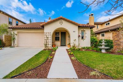 Moorpark Single Family Home For Sale: 6531 Fishers Court