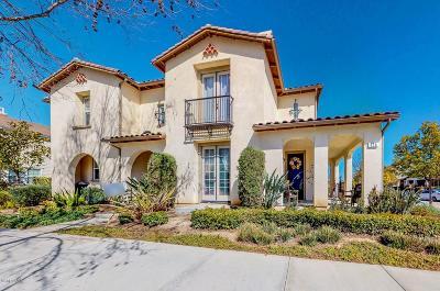Ventura Condo/Townhouse For Sale: 826 Amethyst Avenue