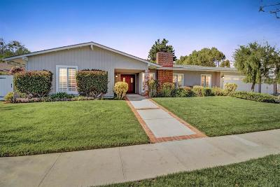 Thousand Oaks Single Family Home Active Under Contract: 1495 Suffolk Avenue