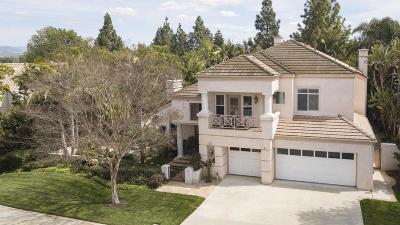 Moorpark Single Family Home For Sale: 11216 Broadview Drive