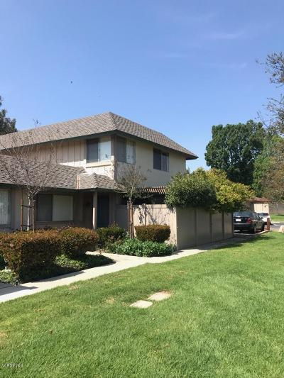 Thousand Oaks Condo/Townhouse Active Under Contract: 1667 Orinda Court