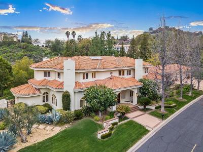 Westlake Village Single Family Home For Sale: 735 Country Valley Road
