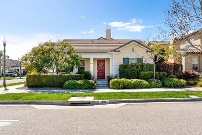 Ventura Single Family Home For Sale: 897 Amethyst Avenue