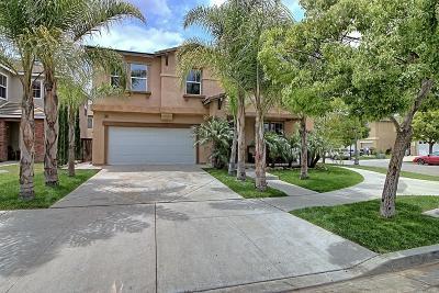 Oxnard Single Family Home For Sale: 1266 Rubio Circle