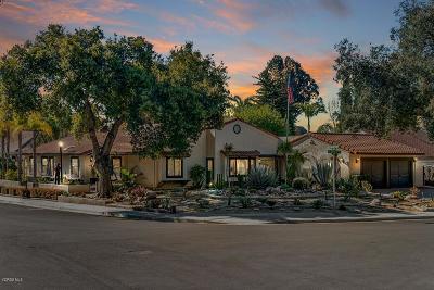 Ventura Single Family Home For Sale: 6031 Bridgeview Drive