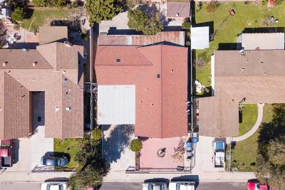 Oxnard Single Family Home For Sale: 2201 Sierra Way #Way