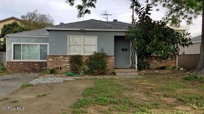 Panorama City Single Family Home For Sale: 15107 Burton Street