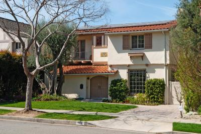 Beverly Hills Single Family Home For Sale: 443 South Camden Drive