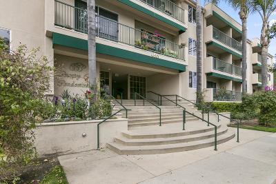 Sherman Oaks Condo/Townhouse Active Under Contract: 4501 Cedros Avenue #305