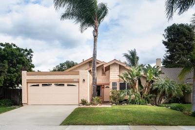 Camarillo Single Family Home For Sale: 6368 Calle Bodega