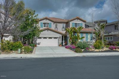 Simi Valley Single Family Home For Sale: 49 East Boulder Creek Road