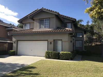 Camarillo Single Family Home For Sale: 789 Buenos Tiempos Drive