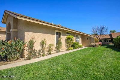 Camarillo Single Family Home For Sale: 33218 Village 33
