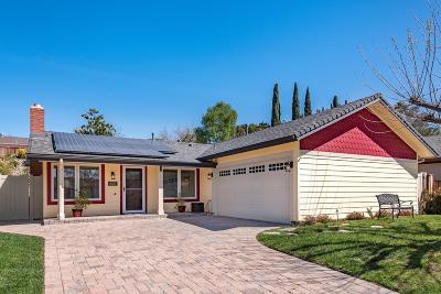 Thousand Oaks Single Family Home For Sale: 1825 Sandal Wood Place