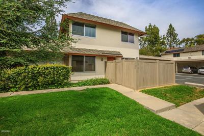 Thousand Oaks Condo/Townhouse For Sale: 2226 Dawn Court