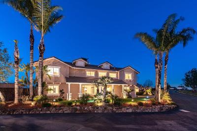 Malibu Single Family Home Active Under Contract: 31463 Tuscany Lane